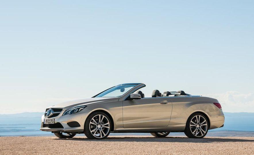 2014 Mercedes-Benz E-class coupe - Slide 51