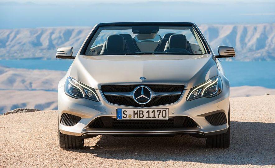 2014 Mercedes-Benz E-class coupe - Slide 52