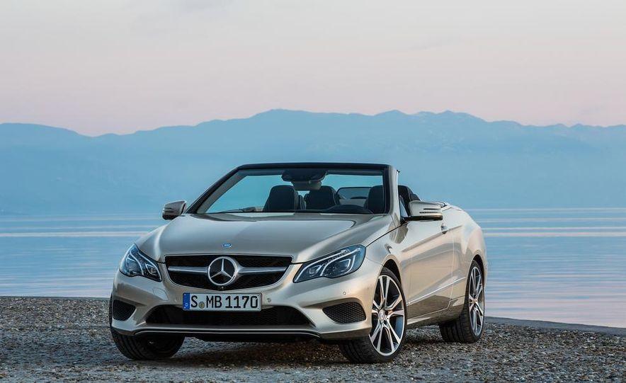 2014 Mercedes-Benz E-class coupe - Slide 53