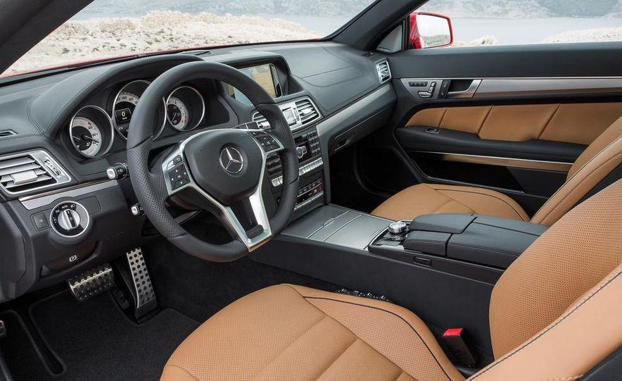 2014 Mercedes-Benz E-class coupe - Slide 37