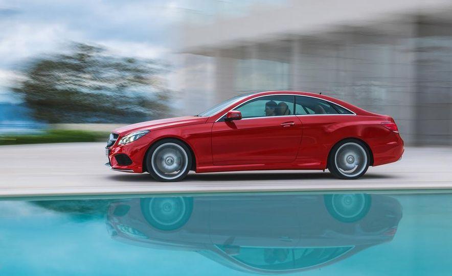 2014 Mercedes-Benz E-class coupe - Slide 20