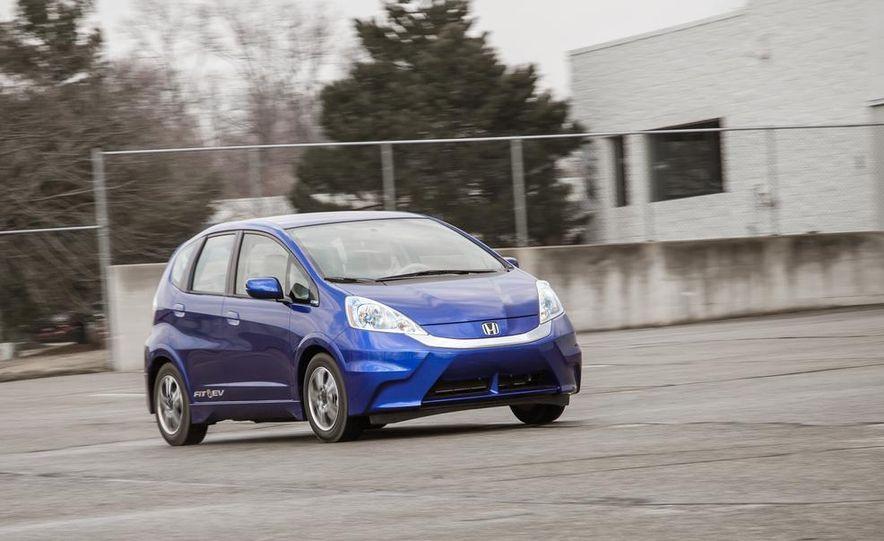 2013 Honda Fit EV - Slide 1