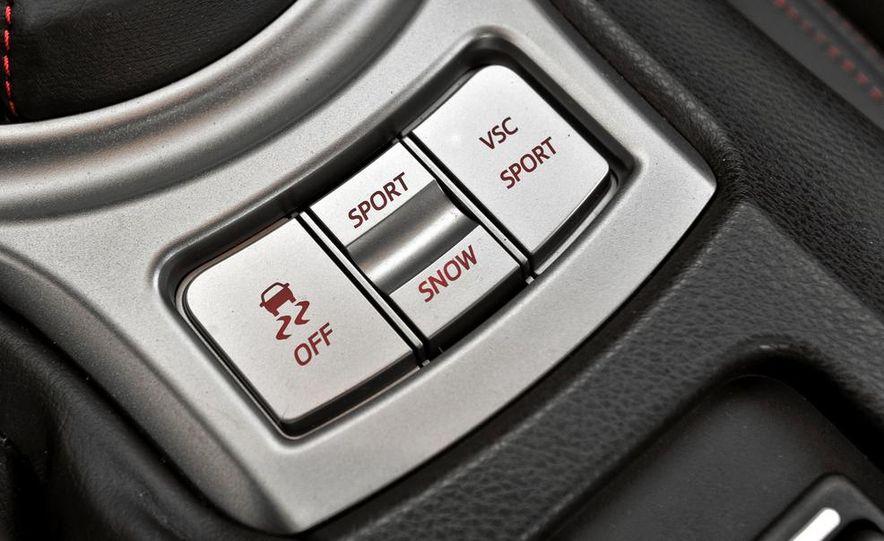 2013 Subaru BRZ - Slide 13