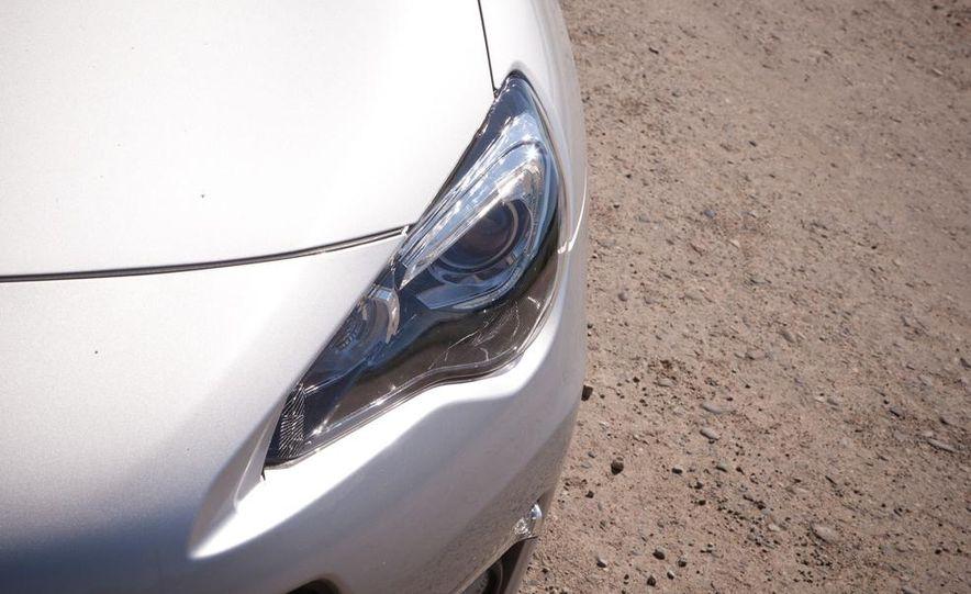 2013 Subaru BRZ - Slide 5