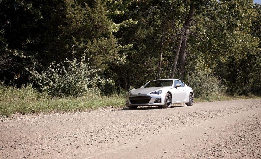 2013 Subaru BRZ - Slide 1