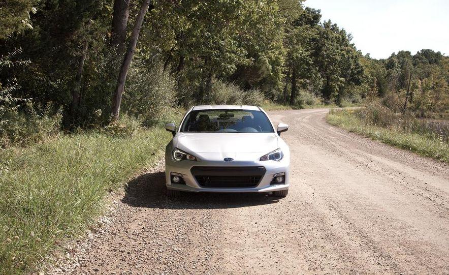 2013 Subaru BRZ - Slide 2