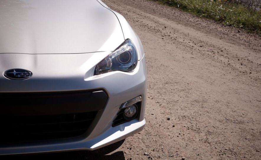 2013 Subaru BRZ - Slide 4
