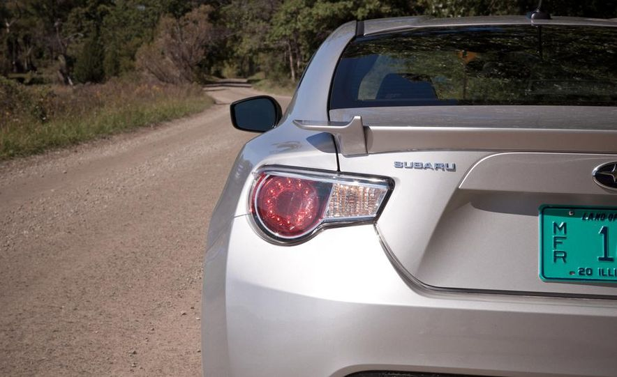 2013 Subaru BRZ - Slide 6