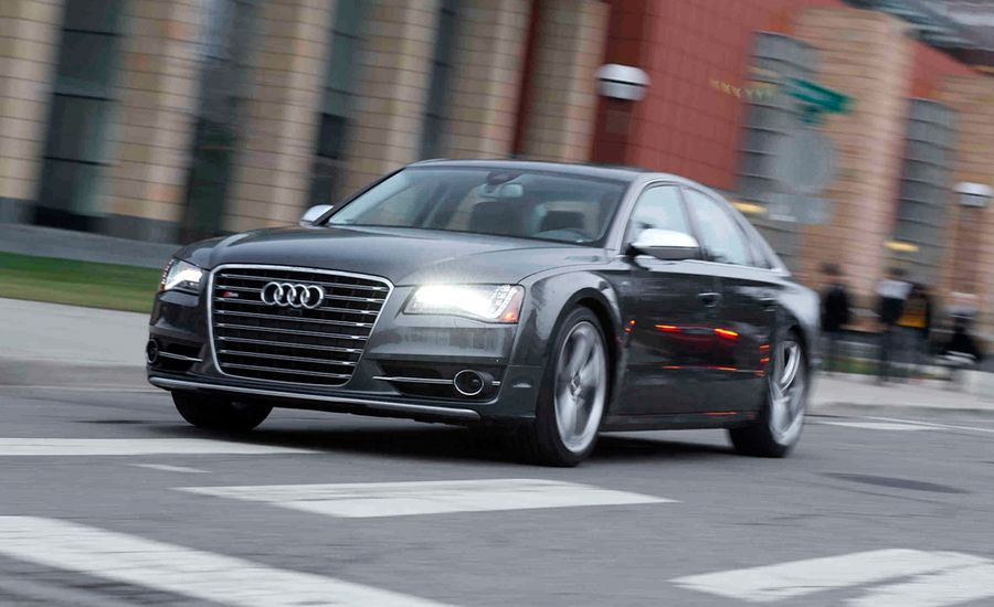 2013 audi s8 test review car and driver. Black Bedroom Furniture Sets. Home Design Ideas