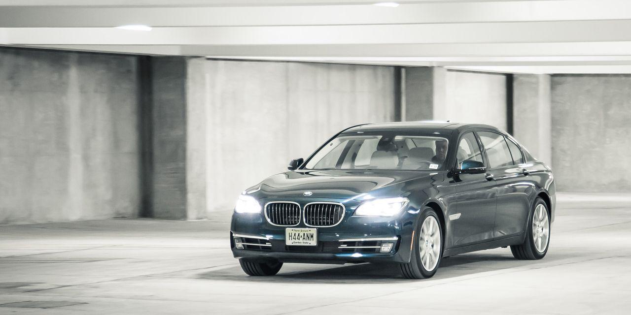 2013 BMW 760Li