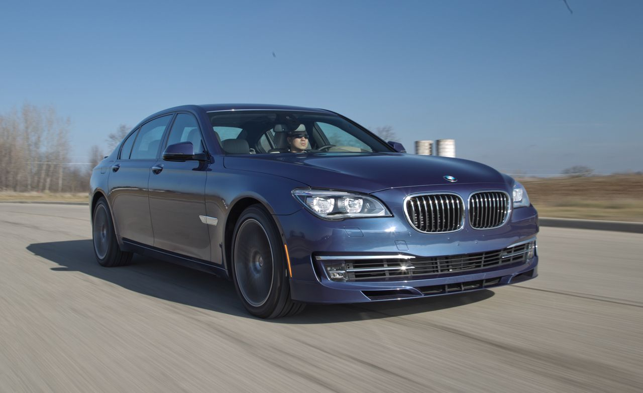 2013 BMW Alpina B7 LWB xDrive