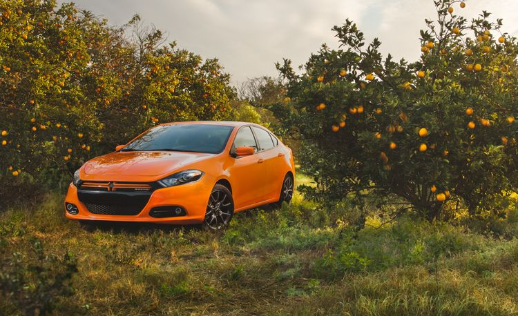 2013 Dodge Dart Rallye 1.4T Manual
