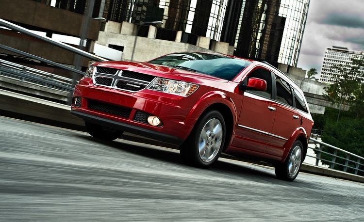 2013 Dodge Journey V-6 AWD