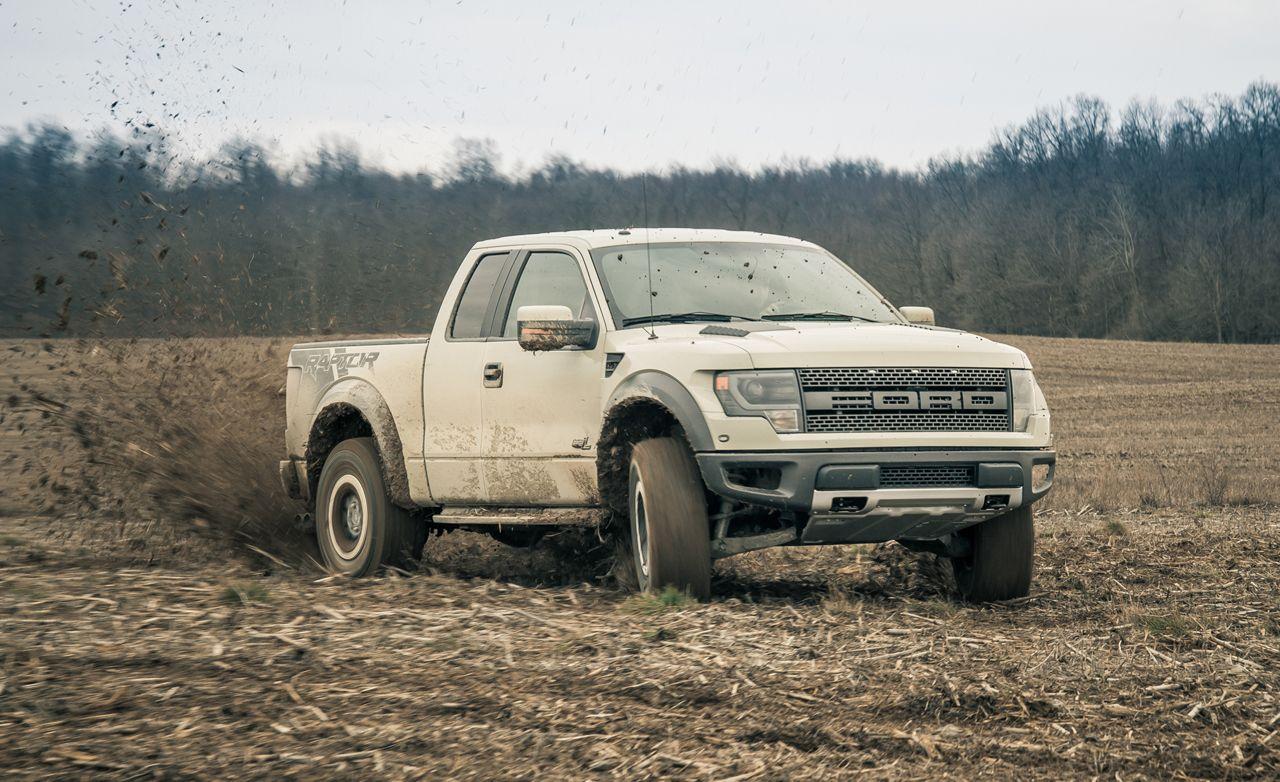 Ford F  Svt Raptor Supercab