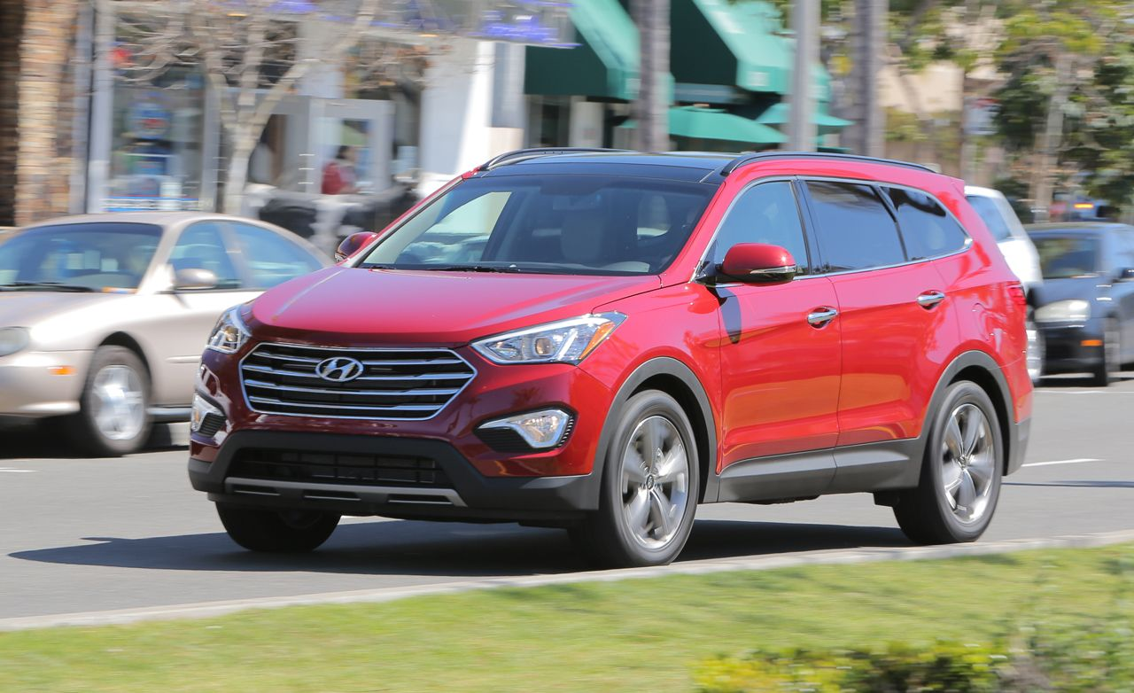 Comments on: 2013 Hyundai Santa Fe LWB - Car and Driver
