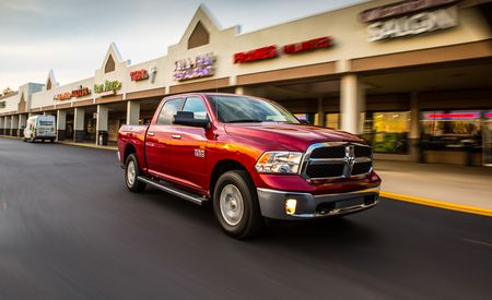 2013 Ram 1500 SLT V6 8-Speed Automatic