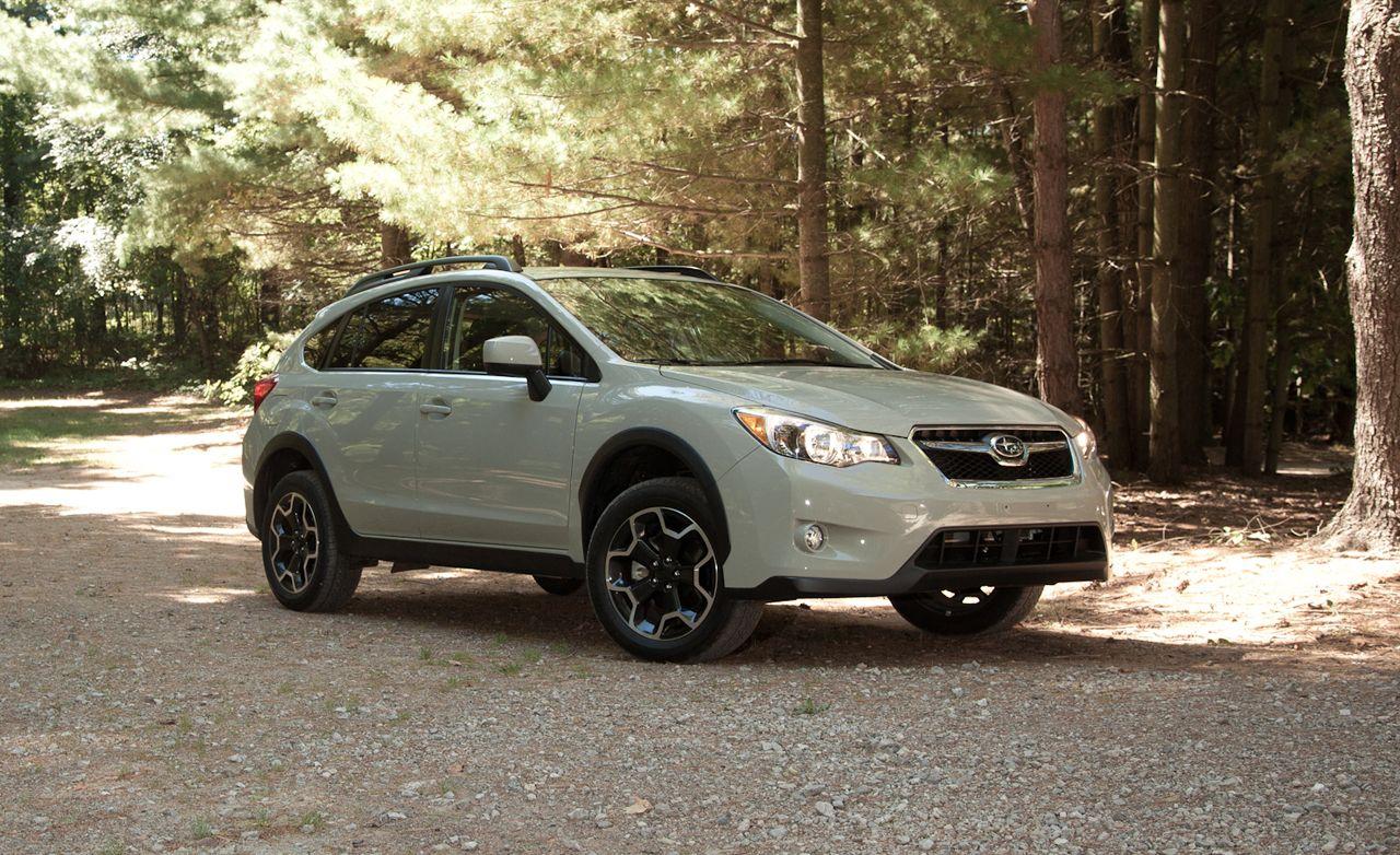 2013 Subaru XV Crosstrek 2.0i Test | Review | Car and Driver