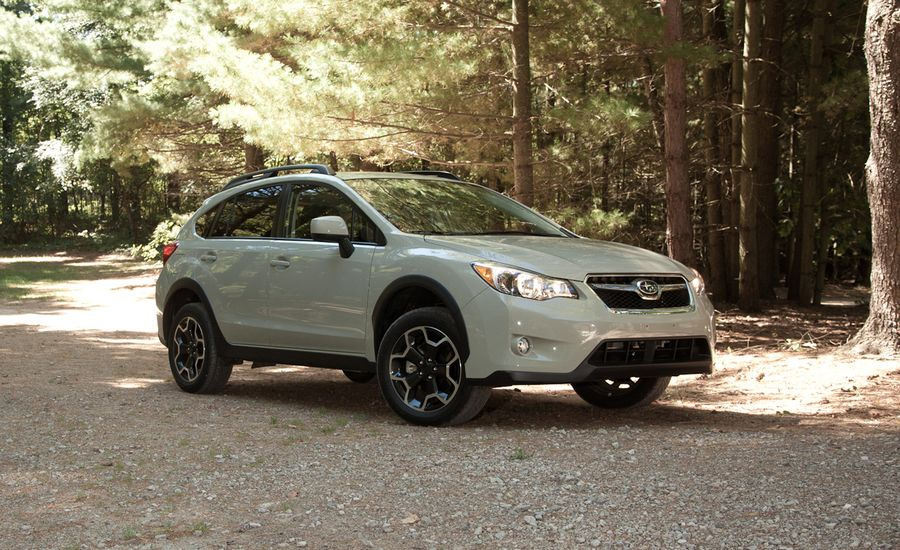 2013 subaru xv crosstrek test review car and driver. Black Bedroom Furniture Sets. Home Design Ideas