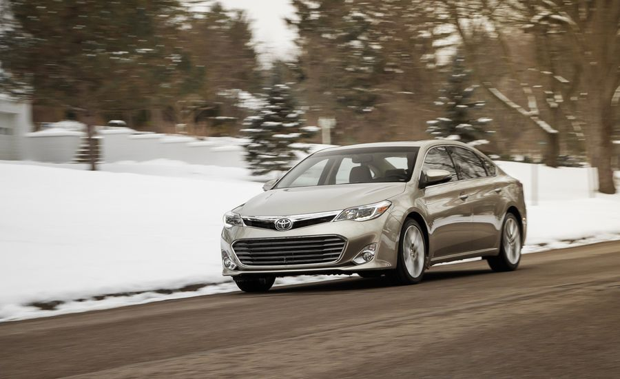 2013 Toyota Avalon Limited Test  Review  Car and Driver
