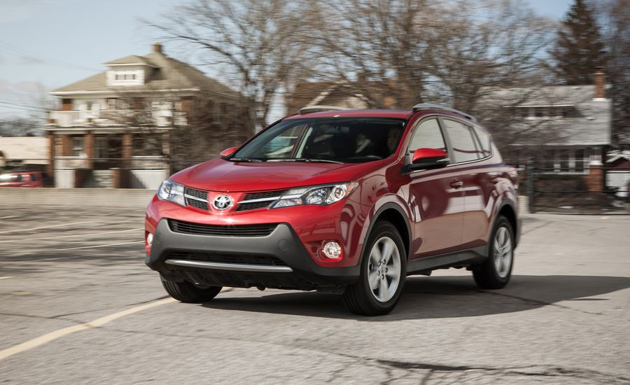 2013 Toyota RAV4 XLE AWD Test – Review – Car and Driver