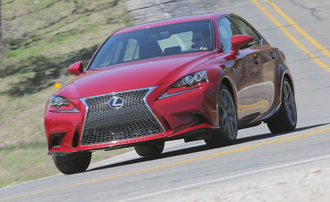 2014 Lexus IS / IS250 / IS350 Sedan