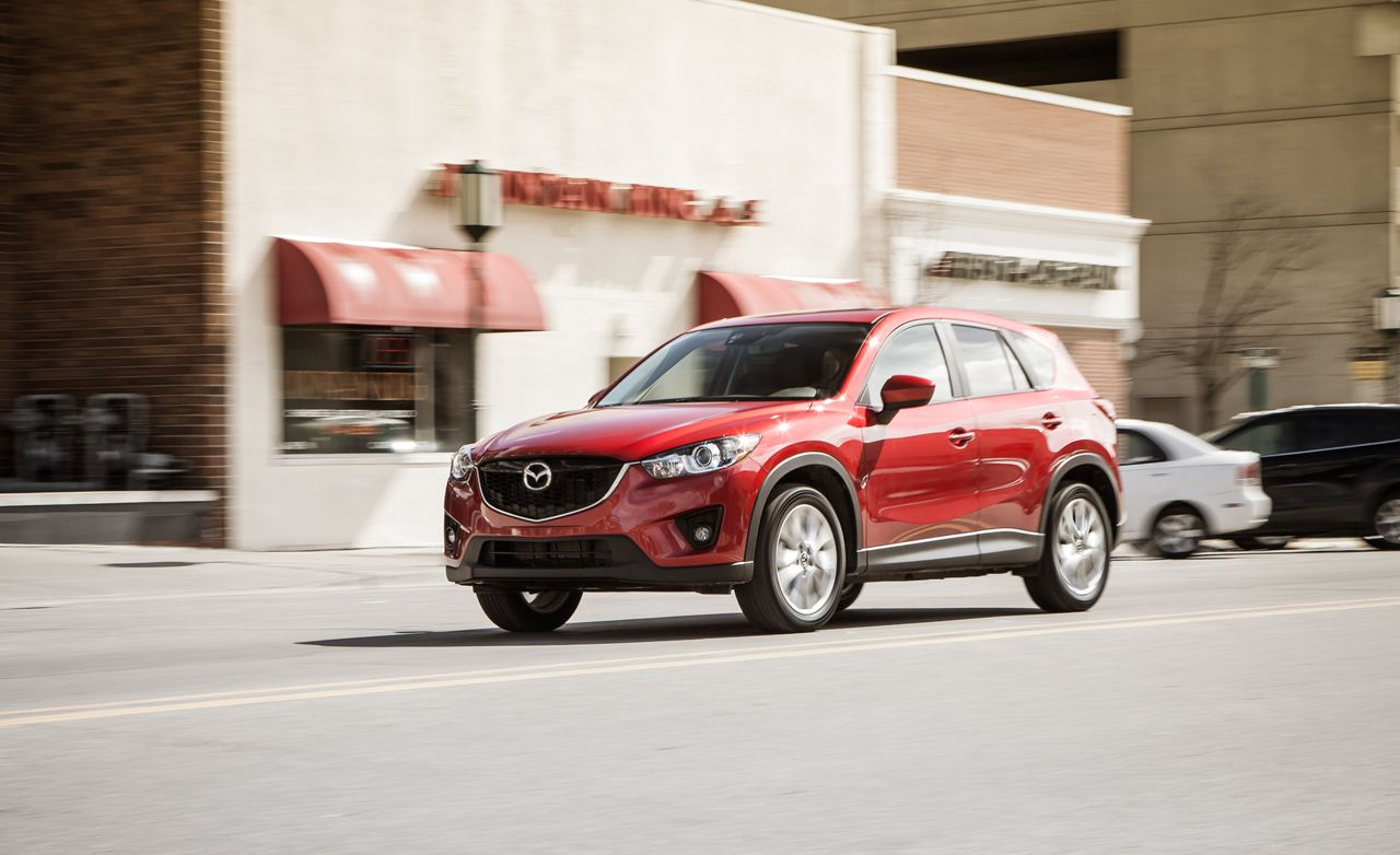 2014 mazda cx-5 2.5 awd test – review – car and driver