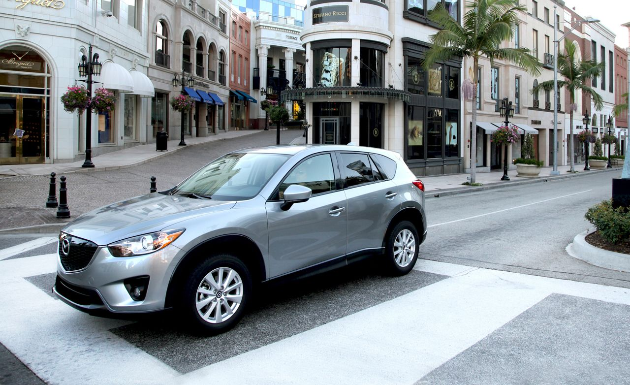 2014 mazda cx-5 2.5 first drive – review – car and driver