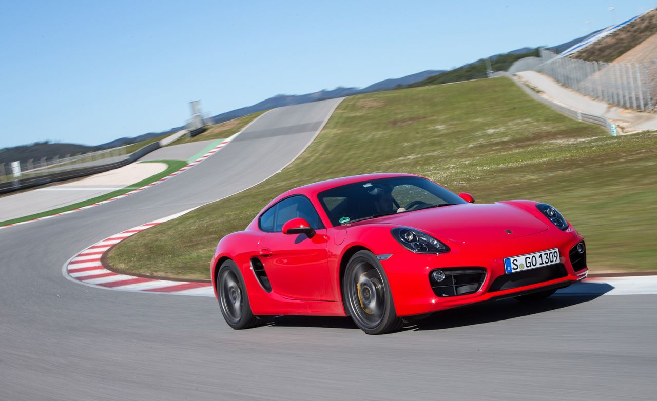 2014 porsche cayman cayman s first drive review car and driver. Black Bedroom Furniture Sets. Home Design Ideas