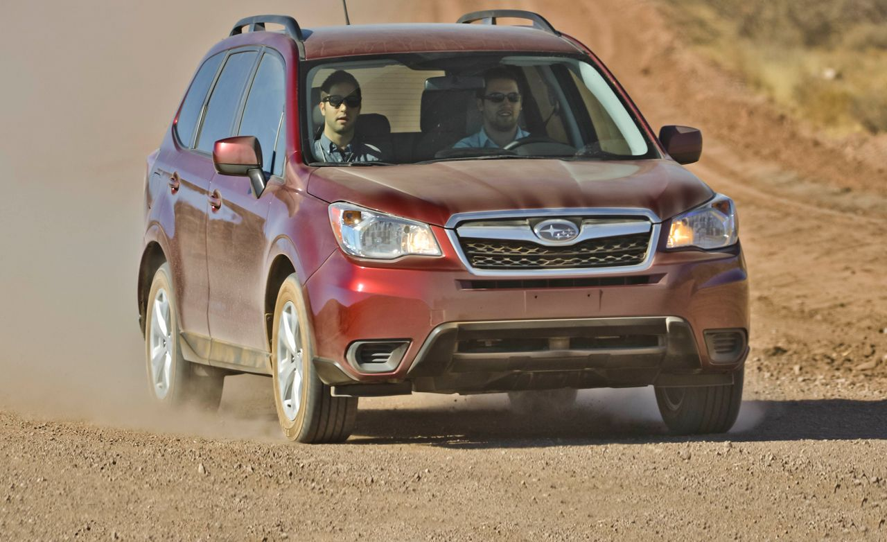 2014 Subaru Forester 2.5i / 2.0XT Turbo