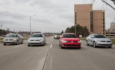 2013 Volkswagen Jetta Hybrid vs. Jetta GLI vs. Jetta TDI vs. Jetta 2.5