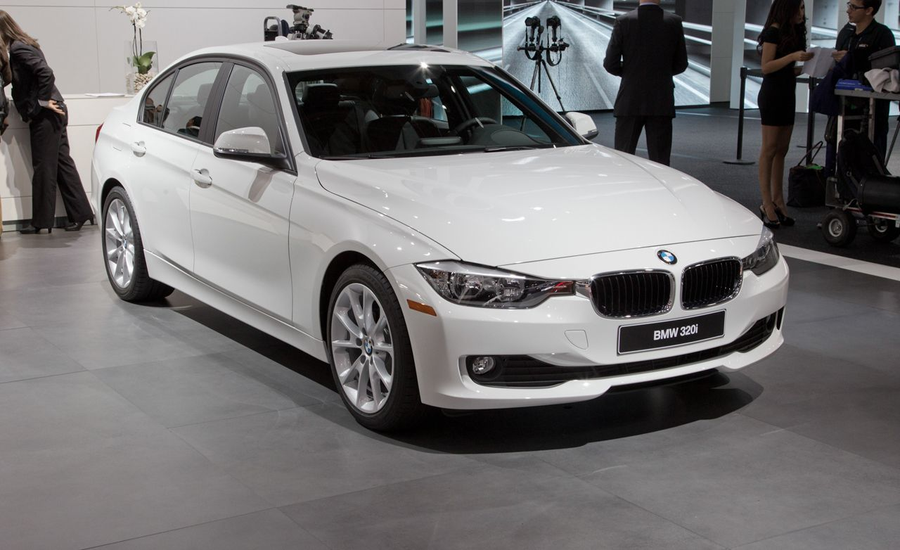 Bmw 320i 2013 >> 2013 BMW 320i Photos and Info – News – Car and Driver