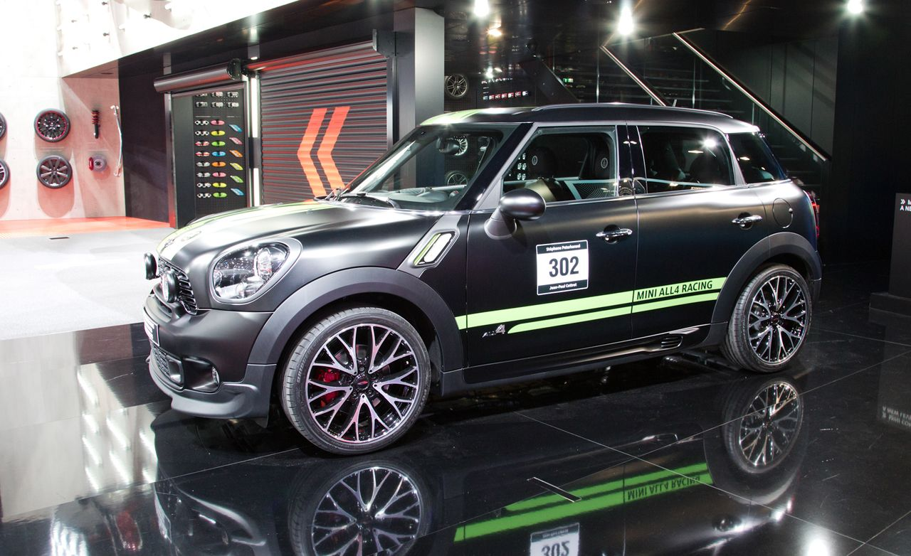 Mini Cooper Countryman Jcw Reviews Price Photos And Specs Car Driver