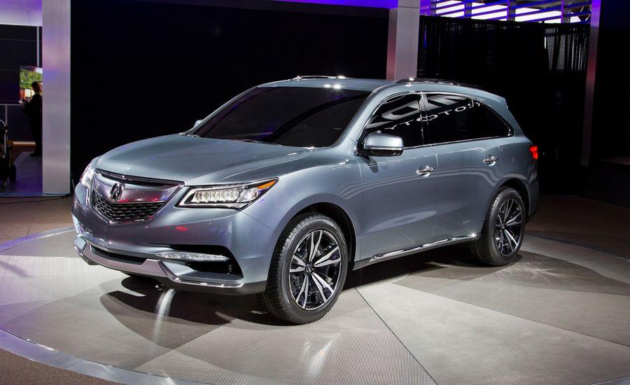 2014 Acura MDX Concept