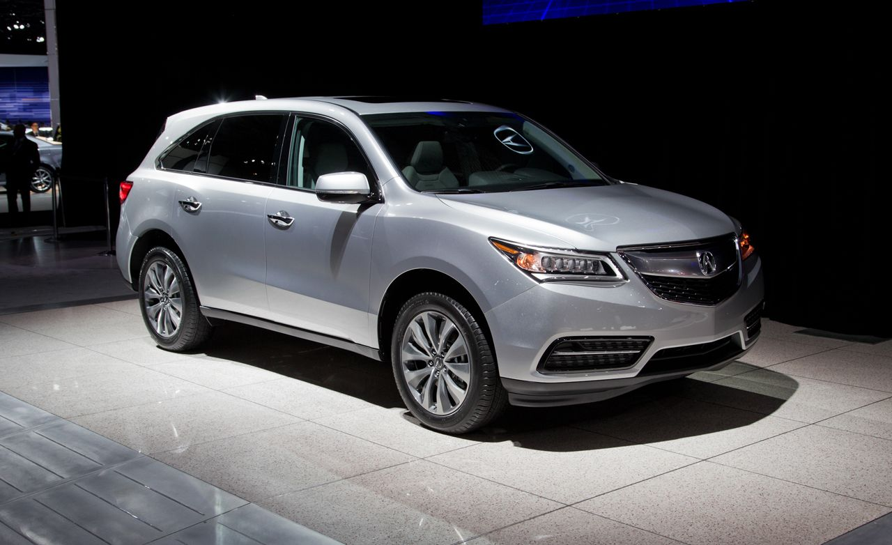 2014 Acura MDX: Now with More Available FWD