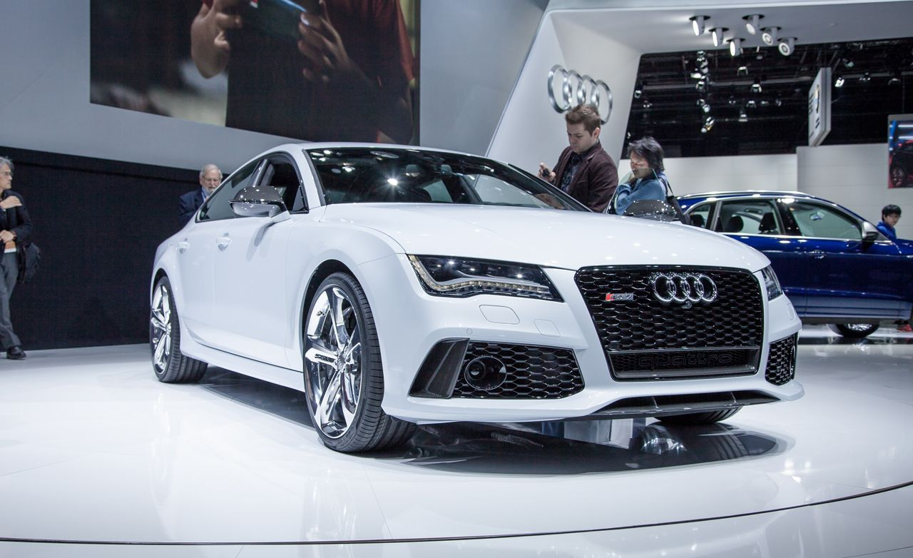 2014 audi rs7 photos and info news car and driver. Black Bedroom Furniture Sets. Home Design Ideas