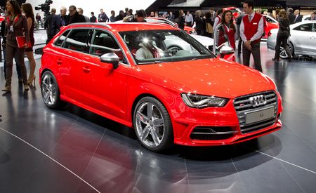 2014 audi a3 sportback photos and info news car and driver. Black Bedroom Furniture Sets. Home Design Ideas