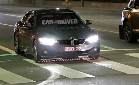 2014 BMW 4-series Spy Photos