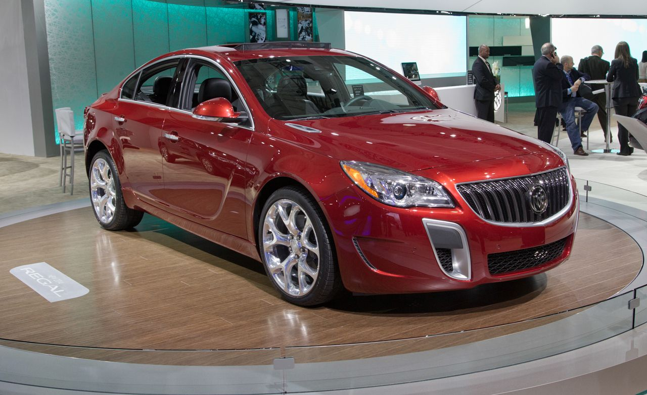 2014 Buick Regal / Regal GS