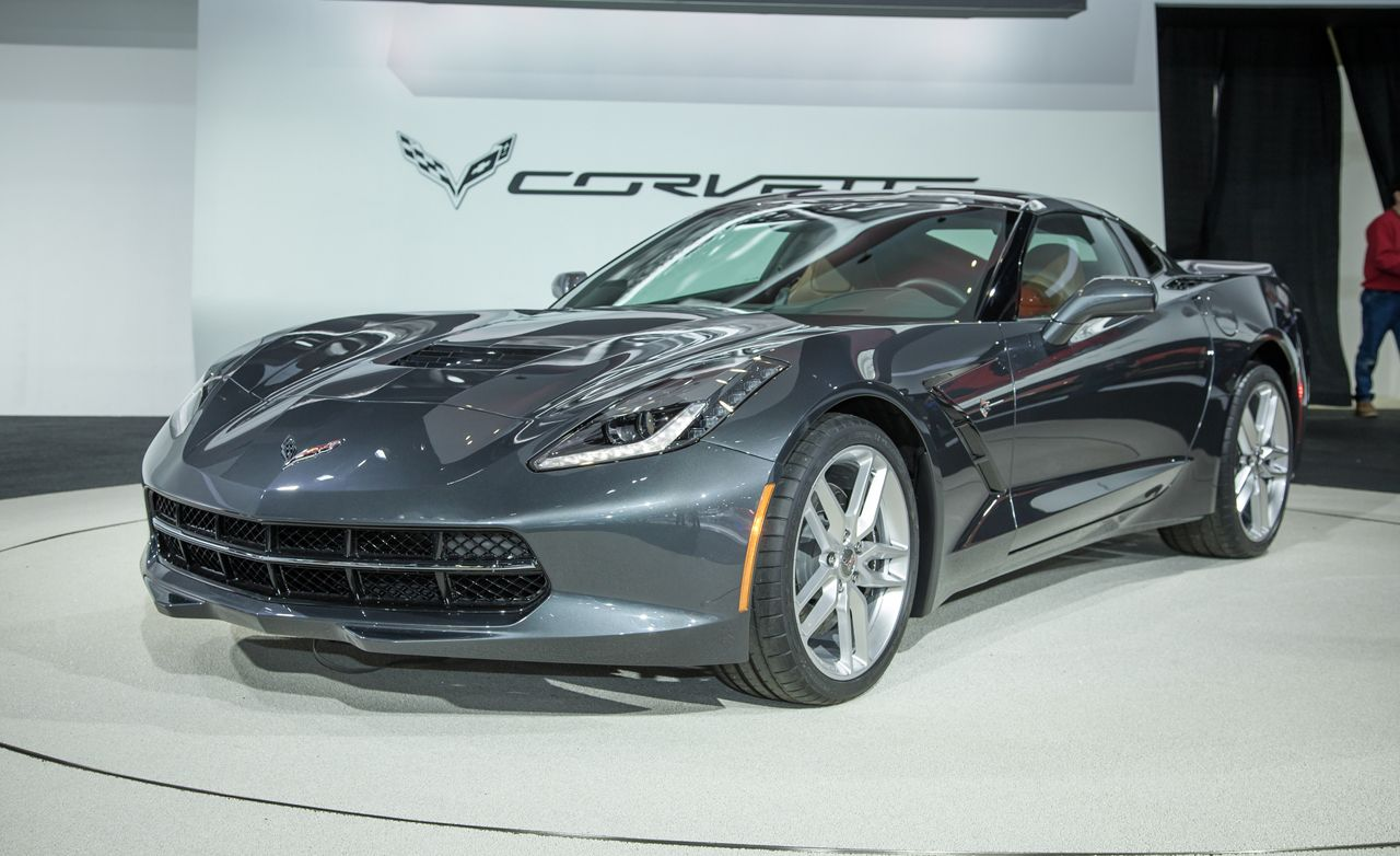 Corvette stingray z51 specs