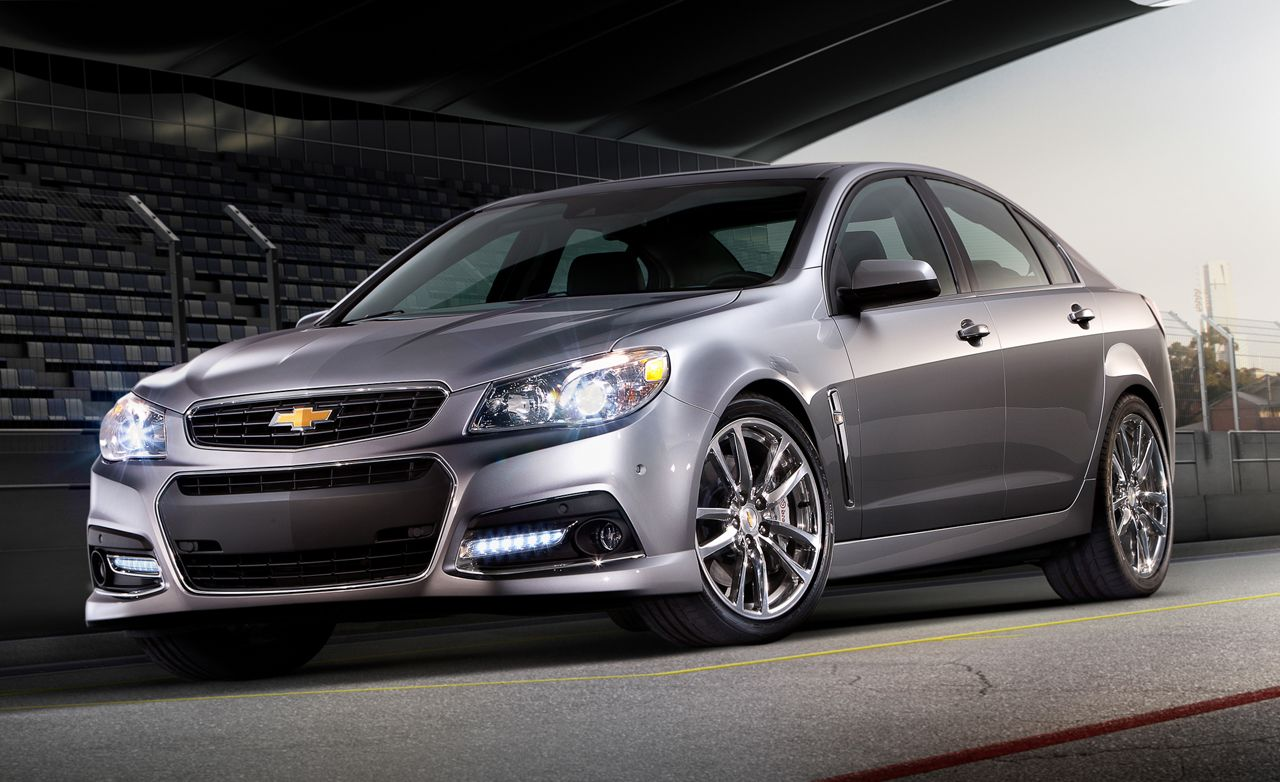 Nice 2014 Chevrolet SS: A 415 Hp Real American Hero (Via Australia)