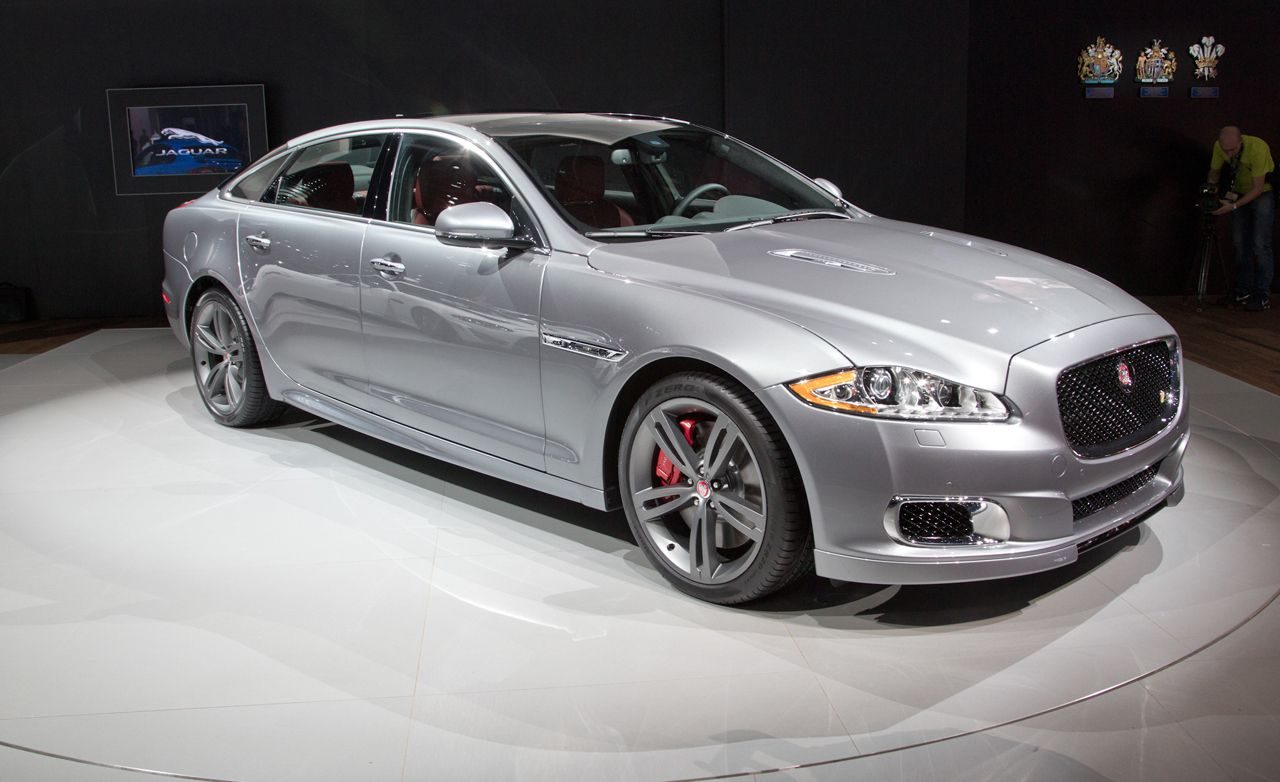 Exceptional 2014 Jaguar XJR
