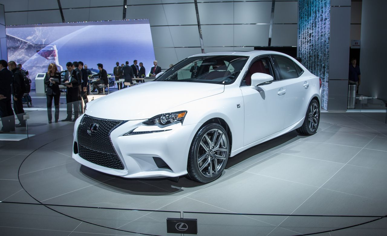 2017 Lexus Gs350 F Sport Gs450h First Drive Review Car And Driver