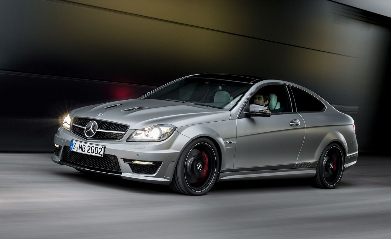 2014 Mercedes Benz C63 Amg Edition 507 Photos And Info News Car And Driver