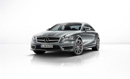 2014 Mercedes-Benz CLS63 AMG 4MATIC