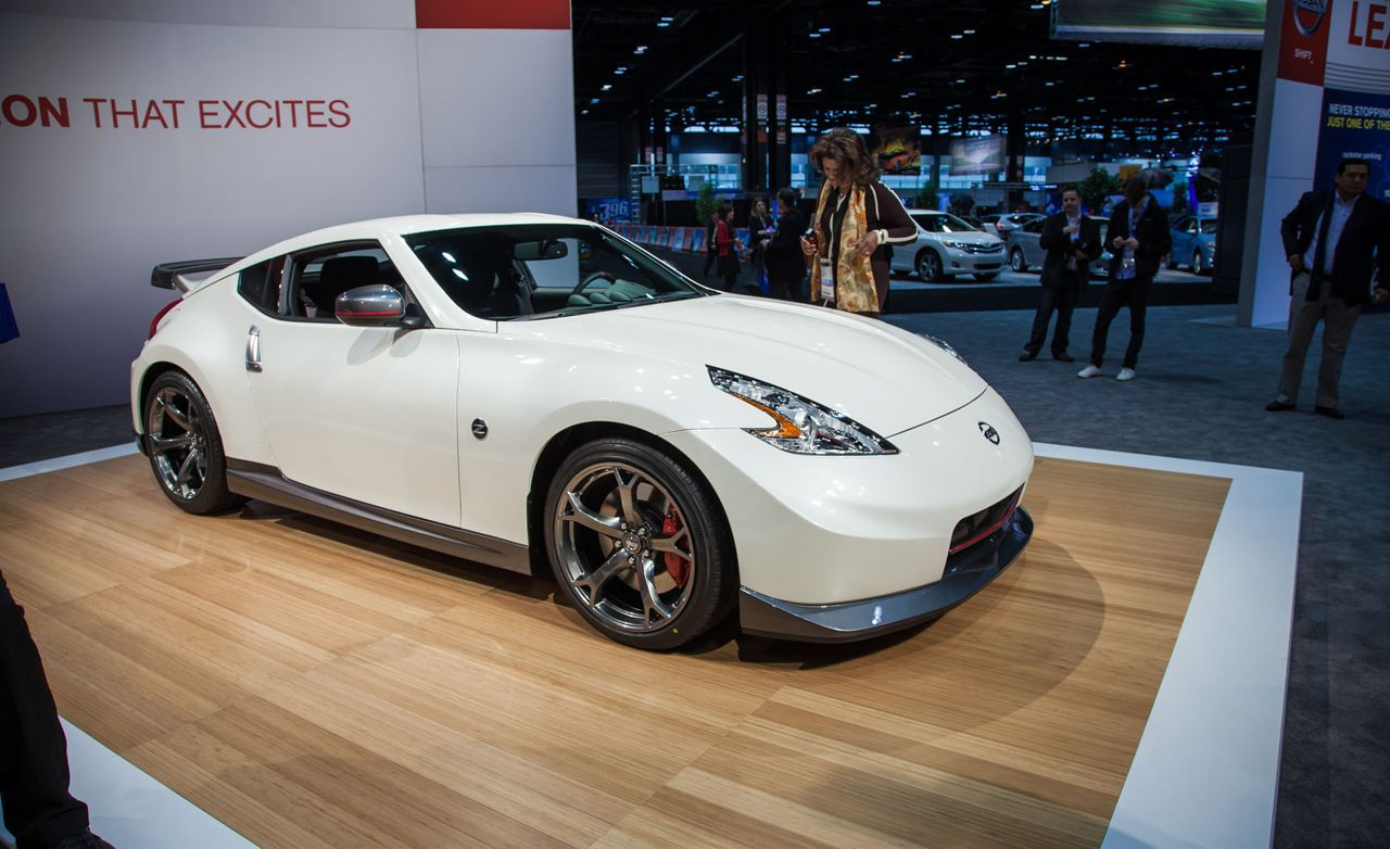 High Quality 2014 Nissan 370Z NISMO