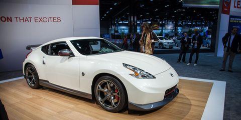 2014 Nissan 370z Nismo Photos And Info 8211 Car News 8211 Car