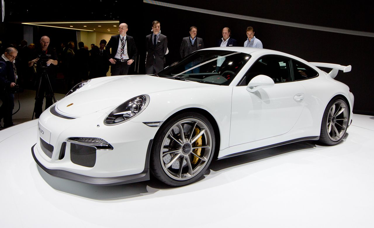 2014 Porsche 911 GT3 (991) First Drive | Review | Car and Driver