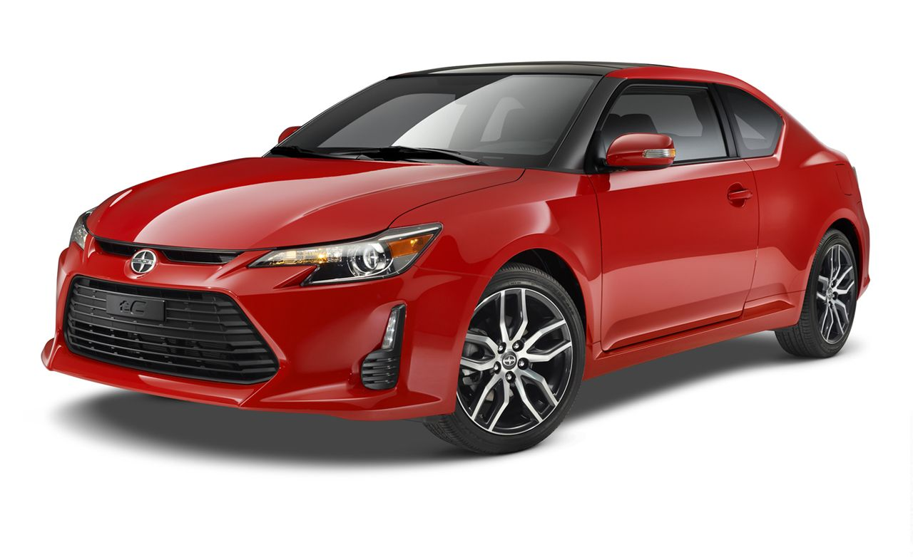 2015 scion tc review car and driver