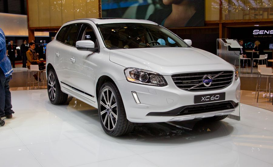 2014 volvo xc60 photos and info | news | car and driver