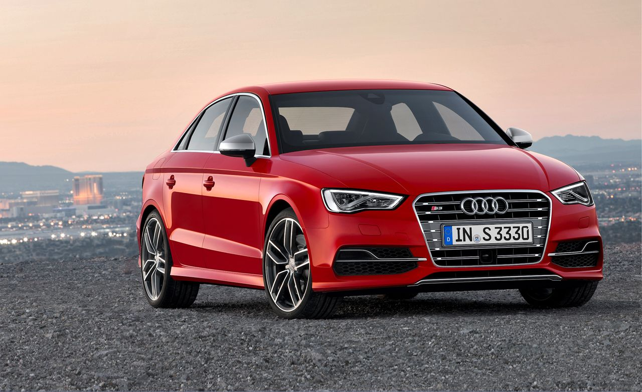 2015 Audi S3 Sedan First Drive | Review | Car and Driver